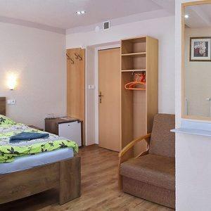 Penzion Maxim - vybavenie izby