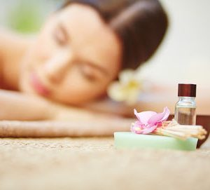 Terapeutické masáže