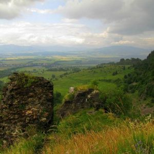 hrad sivy kamen