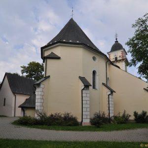 Kaplnka sv. Michala Archanjela