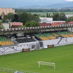 futbalovy stadion prievidza