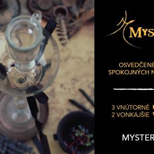 Mysterium escape room